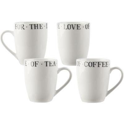 Creative Tops Stir It Up Bullet Mug Set of 4