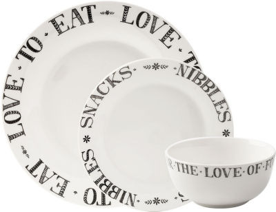 Creative Tops Stir It Up Dinner Set 12-Piece