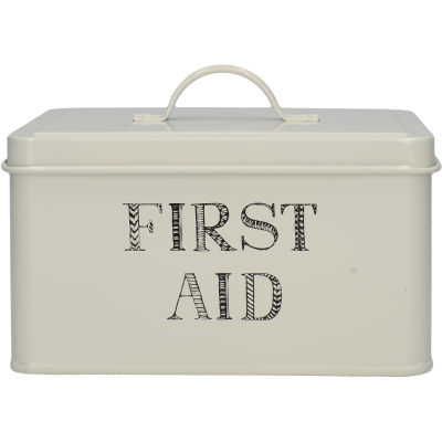 Creative Tops Stir It Up Storage Tin First Aid