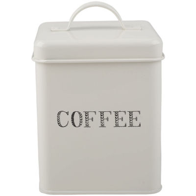 Creative Tops Stir It Up Storage Tin Handled Coffee