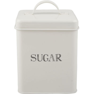 Creative Tops Stir It Up Storage Tin Handled Sugar
