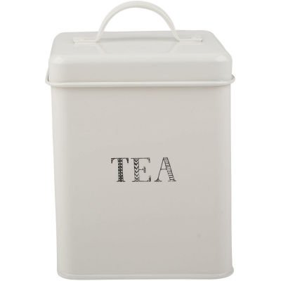 Creative Tops Stir It Up Storage Tin Handled Tea