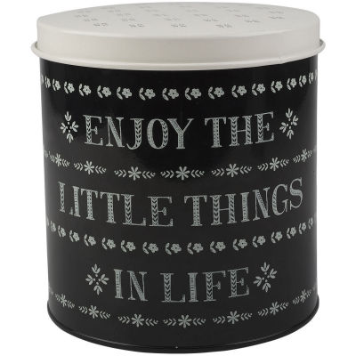Creative Tops Stir It Up Storage Tin Round Little Things