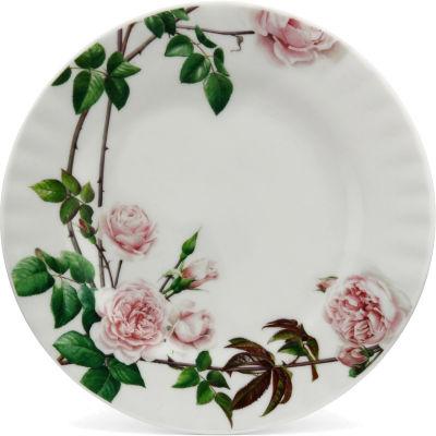 David Austin Roses  English Rose Plate 20cm English Rose
