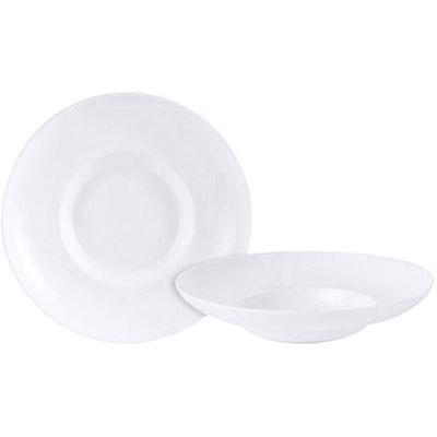 DPS Tableware Connoisseur Fine Bone China Retail  Flared Bowl 28cm