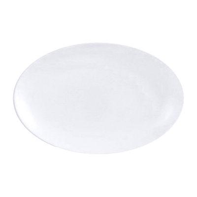 DPS Tableware Connoisseur Fine Bone China Retail  Oval Platter 31cm