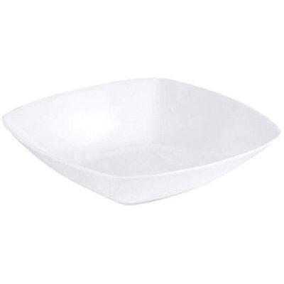 DPS Tableware Connoisseur Fine Bone China Retail  Square Bowl 18cm