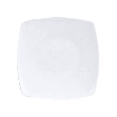 DPS Tableware Connoisseur Fine Bone China Retail  Square Plate 26cm