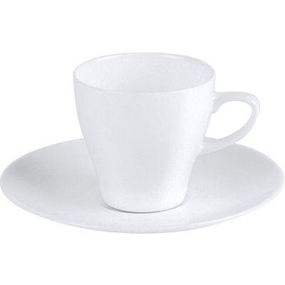 DPS Tableware Connoisseur Fine Bone China Retail  Standard Tea Saucer 15cm