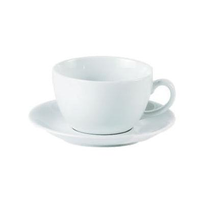 DPS Tableware Porcelite Standard Vitrified Porcelain Bowl Shape Grand Cappuccino Cup 0.44L