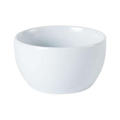 DPS Tableware Porcelite Standard Vitrified Porcelain Open Sugar Bowl 0.25L