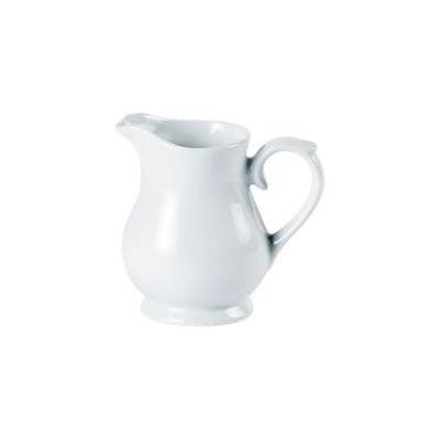 DPS Tableware Porcelite Standard Vitrified Porcelain Standard Jug 0.56L