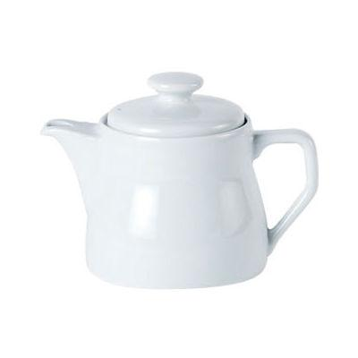 DPS Tableware Porcelite Standard Vitrified Porcelain Traditional Teapot 0.46L