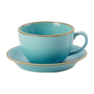 DPS Tableware Seasons Bowl Shape Cup 0.25L Sea Spray Blue
