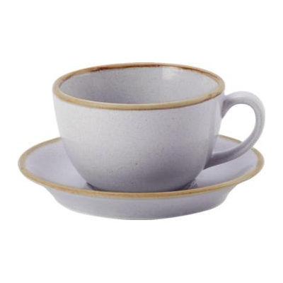 DPS Tableware Seasons Bowl Shape Cup 0.34L Stone Grey