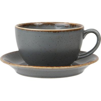 DPS Tableware Seasons Bowl Shape Cup 0.34L Storm Grey
