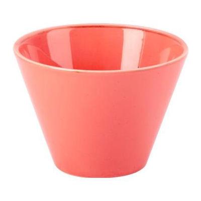 DPS Tableware Seasons Conic Bowl 11.5cm Coral Orange