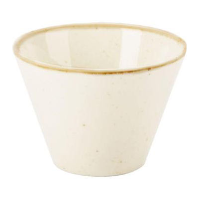 DPS Tableware Seasons Conic Bowl 11.5cm Oatmeal Cream