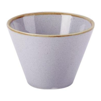 DPS Tableware Seasons Conic Bowl 11.5cm Stone Grey