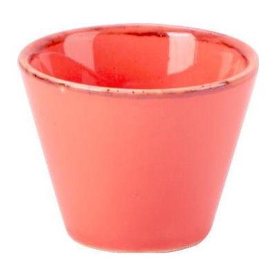 DPS Tableware Seasons Conic Bowl 5.5cm Coral Orange