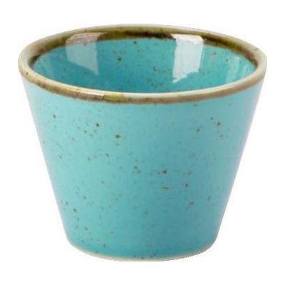 DPS Tableware Seasons Conic Bowl 5.5cm Sea Spray Blue