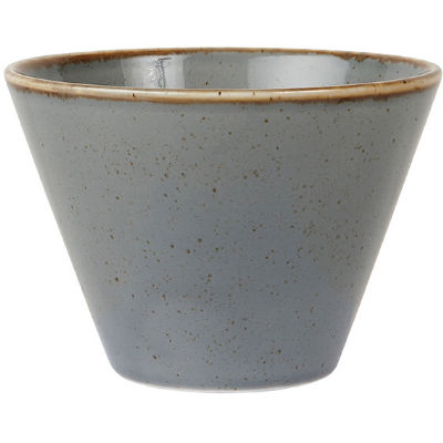 DPS Tableware Seasons Conic Bowl 5.5cm Storm Grey