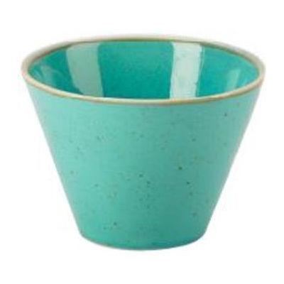 DPS Tableware Seasons Conic Bowl 9cm Sea Spray Blue