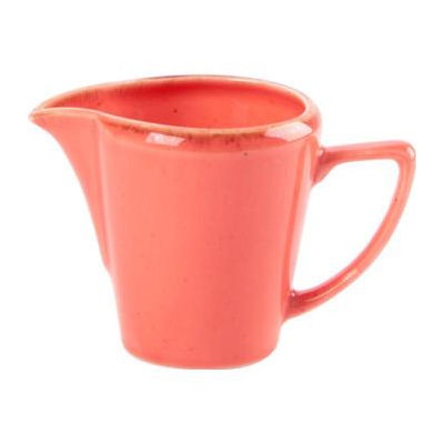 DPS Tableware Seasons Conic Jug 0.15L Coral Orange