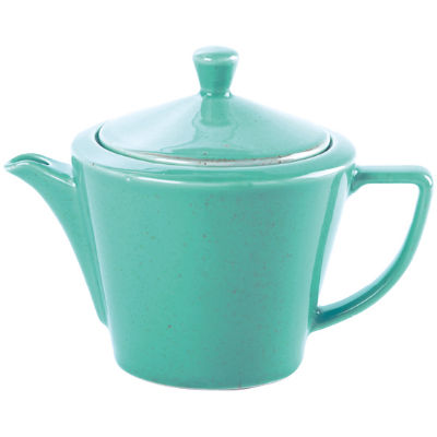 DPS Tableware Seasons Conic Tea Pot 0.5L Sea Spray Blue