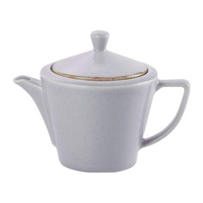 DPS Tableware Seasons Conic Tea Pot 0.5L Stone Grey