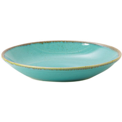 DPS Tableware Seasons Coupe Bowl 26cm Sea Spray Blue