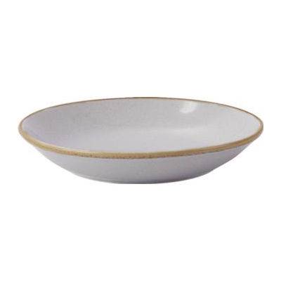 DPS Tableware Seasons Coupe Bowl 26cm Stone Grey