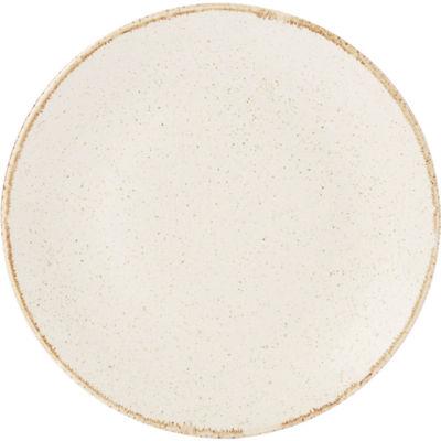 DPS Tableware Seasons Coupe Plate 30cm Oatmeal Cream