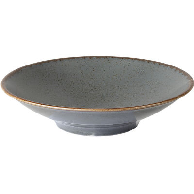 DPS Tableware Seasons Footed Bowl 26cm Storm Grey