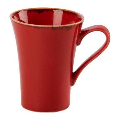 DPS Tableware Seasons Mug 0.34L Magma Red