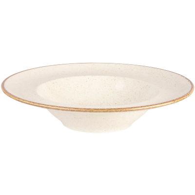 DPS Tableware Seasons Pasta Plate 26cm Oatmeal Cream