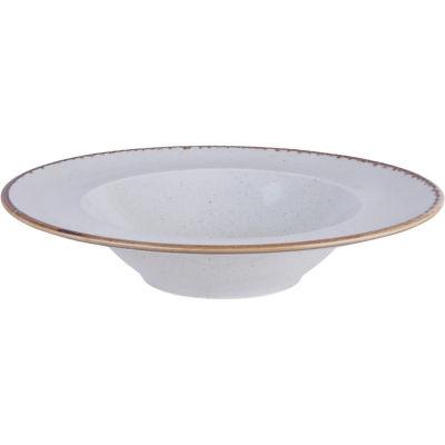 DPS Tableware Seasons Pasta Plate 26cm Stone Grey