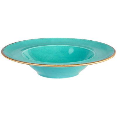 DPS Tableware Seasons Pasta Plate 30cm Sea Spray Blue