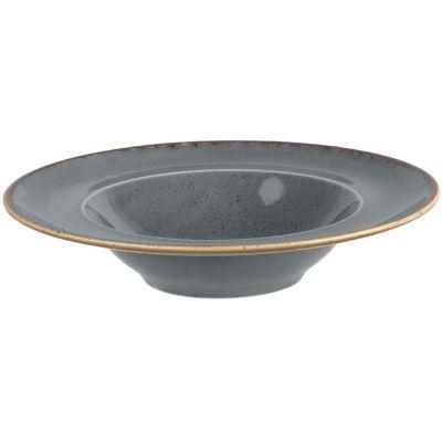 DPS Tableware Seasons Pasta Plate 30cm Storm Grey