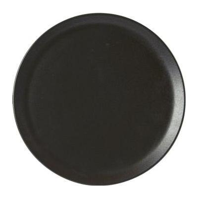 DPS Tableware Seasons Pizza Plate 28cm Graphite Black