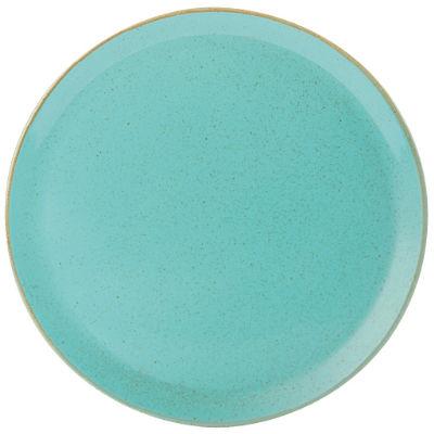 DPS Tableware Seasons Pizza Plate 28cm Sea Spray Blue