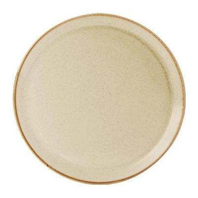DPS Tableware Seasons Pizza Plate 28cm Wheat Cream