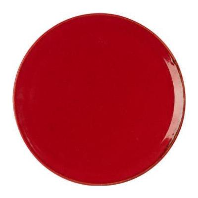 DPS Tableware Seasons Pizza Plate 32cm Magma Red