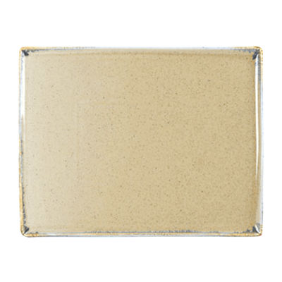 DPS Tableware Seasons Rectangular Platter 27cm Wheat Cream
