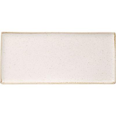 DPS Tableware Seasons Oblong Platter 35cm Oatmeal Cream