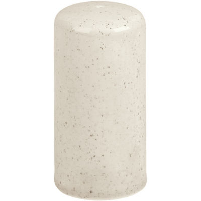 DPS Tableware Seasons Salt Pot 8cm Oatmeal Cream