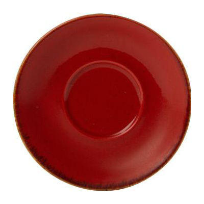 DPS Tableware Seasons Saucer 16cm Magma Red