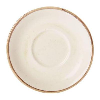 DPS Tableware Seasons Saucer 16cm Oatmeal Cream