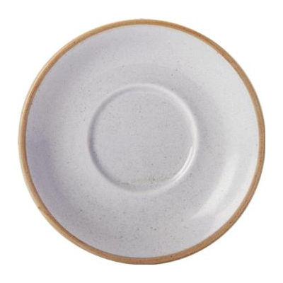 DPS Tableware Seasons Saucer 16cm Stone Grey
