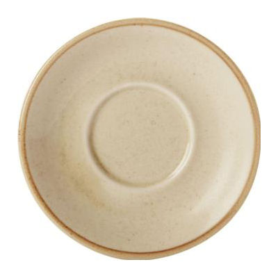 DPS Tableware Seasons Saucer 16cm Wheat Cream